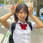 県内一可愛い美少女が野外露出にドキドキ興奮して笑顔でザーメンごっくん精飲動画